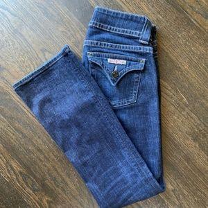 Hudson Jeans Jeans - Hudson Signature Petite Bootcut Dark Wash Jeans 25